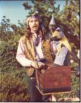 Hurdy Gurdy Gypsy
